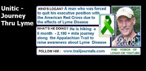 Journey Thru Lyme Profile Poster