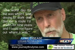 WLKY Lyme Poster